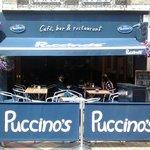 Puccino's in Maidenhead, Berkshire.