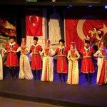 La soirée Turque