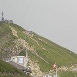 ロートホルン山頂