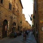 La Via San Matteo