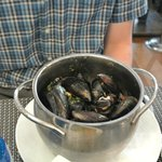 Main course - Mussels