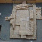 Patio interior restos arqueologicos