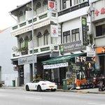 Fernloft - City Hostel Singapore Foto