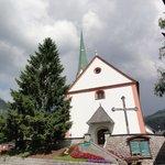 Church in town centre