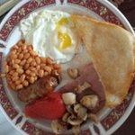 'Full English breakfast'! ��