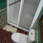 salle de bains de la suite chahrazad
