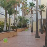 Hotel area.