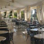 Restaurant area 'Veranda'