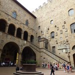 Courtyard of Bargello