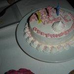 pour un anniversaire des 75 ans de mon mari ( la surprise)