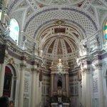 parte di navata e altare