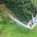 una zona de relax