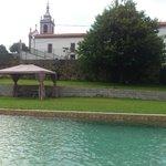 piscina de la parte de atras
