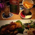 Hudson Bar & Grill Kitchen