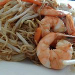 #27 Shrimp Lomein - Delicious