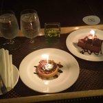 Special Birthday Dessert!
