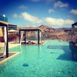 Pool at the Spa