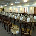 Dining Room del Britannia