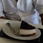 Desert - Blueberry Cheesecake