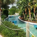 part of the lazy river