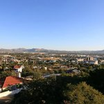 Ausblick über Windhoek