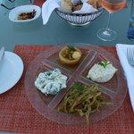 Typisch türkische Vorspeise - sehr lecker!