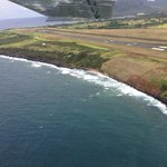 Upon Takeoff from Lihue