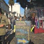 Choripan - Feira de San Telmo