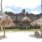 View of our room from the beach