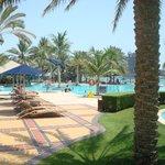 Pool/beach area