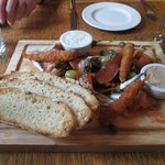 Seafood platter - small