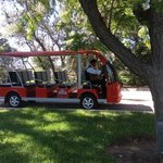 Red Line Trolley, Lee Richardson Zoo