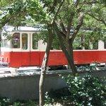 Евпаторийский трамвайчик