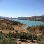 Het meer van La Viñuela