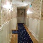 Corridoio verso la nostra camera