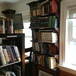 Well-Stocked Bookshelves