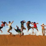 The Dune Climb is the main attraction for the kids who love to run and roll down the dunes.or fo