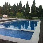 piscina a26 gradi