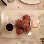 Doughnuts with dips