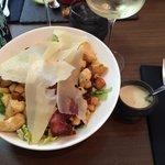Salade Cesar (entrée)
