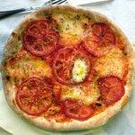 small margarita pizza