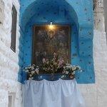 Bari, un'edicola di culto nella città vecchia