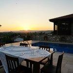 Beautiful sunset in Ayasoluk Hotel!
