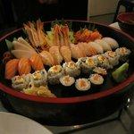 Erm... Sushi?!