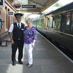 At Toddington Station.GWR.