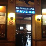 Saddle & Spur Tavern