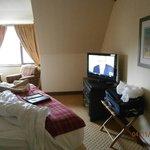 Une chambre dans une suite 308