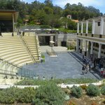 the open air theater