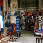 Silk weavers