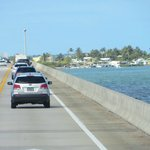 Overseas Highway to Key West